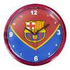 Barcelona - Club Crest Swoop Wall Clock
