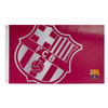 Barcelona - Club Crest Team React Flag