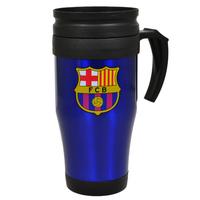Barcelona - Club Crest Travel Mug (400ml) - Cover