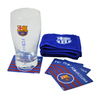 Barcelona - Club Crest Wordmark Mini Bar Set