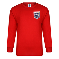 England 1966 World Cup Final No 6 Retro Shirt (Small) - Cover