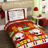 Santa's List Christmas Duvet Set (Single)