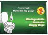 MCPets - Poop Bags In Tissue (Pack of 10)