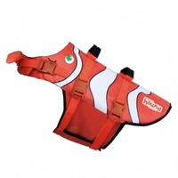 Outward Hound - Life Jacket Fun Fish (Small) - Cover