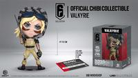 Tom Clancy's Rainbow Six Collection - Valkyrie (Figurine) (Series 2) - Cover
