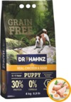 Dr Hahnz - Dry Dog Food Grain Free Range - Chicken & Egg (4kg)