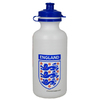 England - Team Crest & Printed Players Signature Water Bottle (450ml)
