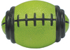MCP - Soft Rubber Football Dog Toy (Assorted Colours)