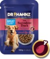 Dr Hahnz - Wet Dog Food Signature Range Pouch - Duck (100g)