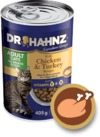 Dr Hahnz - Wet Cat Food Signature Range Can - Chicken & Turkey (405g)