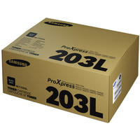 HP - Samsung MLT-D203 Yield 5000 Pages Black Toner Cartridges