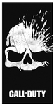 Call Of Duty - Broken Skull Towel Cover