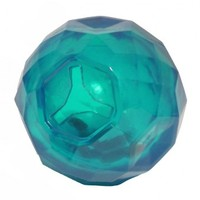 Rosewood - Biosafe Puppy Treat Ball Toy - Blue - Cover