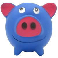 MCP - Happy Round Squeaky Pig - 10cm