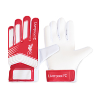 Liverpool - Club Crest Goalkeeper Gloves (Boys) - Cover