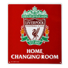 Liverpool - Liverpool Home Changing Room Sign Cover