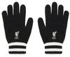 Liverpool - Knitted Gloves - Black