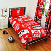 Liverpool - Patch Duvet Set (Single)