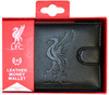 Liverpool - Club Crest RFID Embossed Leather Wallet