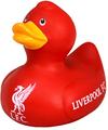 Liverpool - Club Crest Vinyl Bath Time Duck Cover