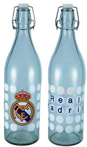 Real Madrid - Club Crest Lemonade Bottle - Cover