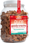 MeraDog - Pure Goody Snacks - Turkey & Rice (600g)