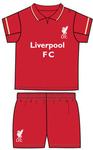 Liverpool - Club Crest Shirt & Shorts Set (6/9 Months)