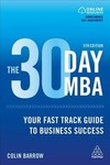The 30 Day MBA - Colin Barrow (Paperback)