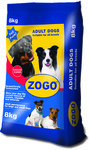 Zogo - Dry Dog Food - Chicken (8kg)