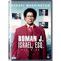 Roman J. Israel, Esq. (DVD)