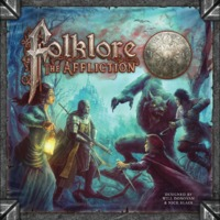Folklore: The Affliction (Board Game) - Cover