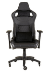 Corsair - T1 Race Gaming Chair 2018 - Black/Black