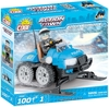 Cobi - Action Town - Police Snowmobile (100 Pieces)