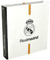 Real Madrid - Club Crest Cardboard Ring Binder (A5)