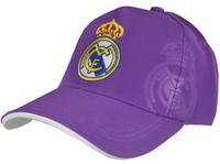 Real Madrid - Club Crest Baseball Cap - Cover