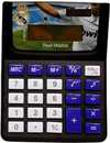 Real Madrid - Club Crest, Logo & Colours Pocket Calculator