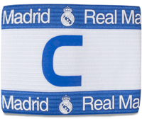 Real Madrid - Club Crest & Name Captains Armband - Cover