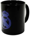 Real Madrid - Club Crest Heat Changing 11oz Mug Cover
