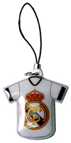 Real Madrid - Club Crest Kit Mobile Phone Charm - Cover