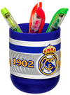 Real Madrid - Club Crest Plastic Pencil Holder Cup Cover