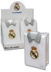 Real Madrid - Club Crest T-Shirt Note Pad