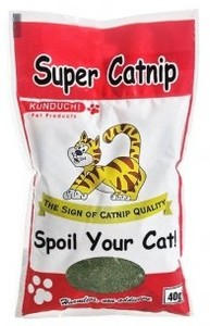 Kunduchi - 40g Super Catnip (Medium Grade) - Cover