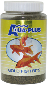 Aqua Plus - Fish Food Goldfish Bits (50g) - Cover