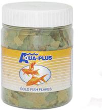 Aqua Plus - Fish Food Goldfish Flakes (75g) - Cover