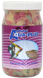 Aqua Plus - Fish Food Tropical Fish Flakes (40g) - Cover