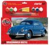 Airfix - 1/32 - VW Beetle Starter Set (Plastic Model Kit)