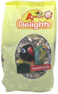 Aviplus - Conure /Love Birds Delights (1kg) - Cover
