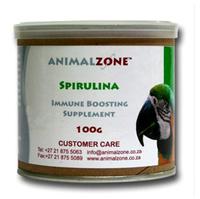 Animalzone - Spirulina (100g) - Cover