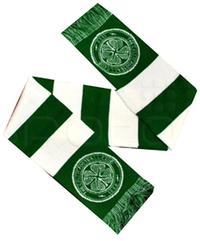 Celtic - Club Crest Bar Scarf 5 - Cover