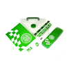 Celtic - Club Crest Checked PP Stationery Gift Set